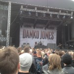 Danko Jones Backdrop