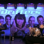 Drifters Backdrop