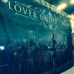Lover Under Cover Backdrop