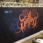 Safire Backdrop